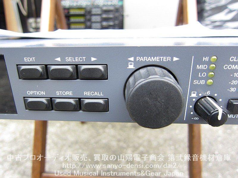 中古レコーディング機材 ELECTRO-VOICE DX38 チャンネルデバイダー スピーカープロセッサー