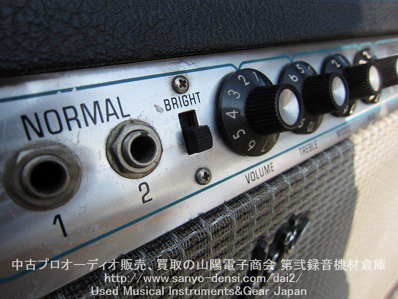 【中古販売 ギターアンプ】 FENDER TWIN REVERB 1976 100W