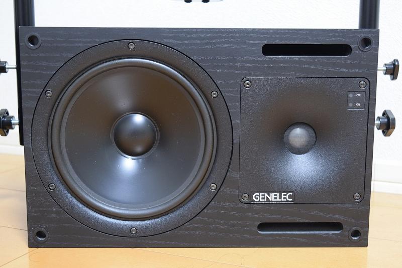 GENELEC 1031A 中古2本1ペア入荷いたしました。山陽電子商会 第弐録音機材倉庫