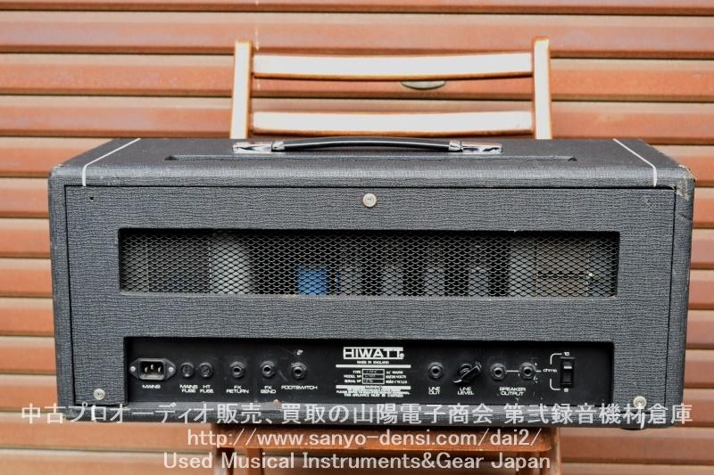 中古ギターアンプ HIWATT LEAD100