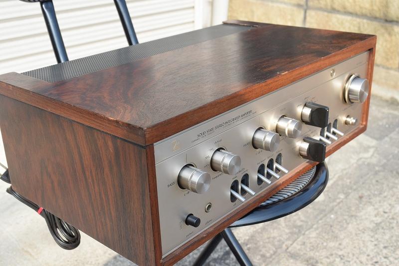 中古音響機器 LUXMAN L507 山陽電子商会 第弐録音機材倉庫  通信販売