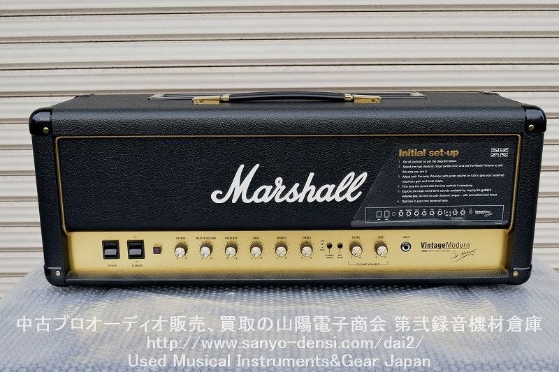 【中古楽器販売 ギターアンプ】 MARSHALL 2466 VINTAGE MODERN 100W マーシャル 中古楽器