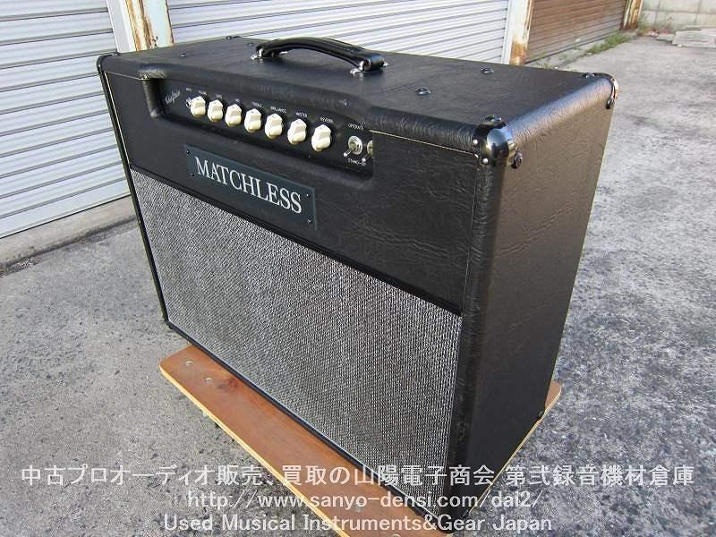 【中古販売 ギターアンプ】 MATCHLESS CHIEFTAIN 40w 中古楽器