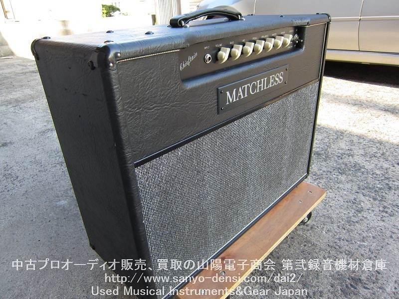 【中古販売 ギターアンプ】 MATCHLESS CHIEFTAIN 中古楽器 通信販売