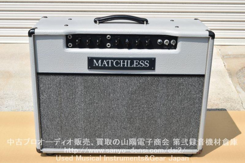 【中古販売 ギターアンプ】 MATCHLESS DC-30 中古楽器