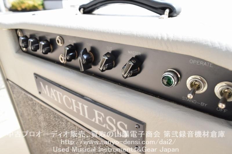 【中古品販売 ギターアンプ】 MATCHLESS DC-30 中古楽器
