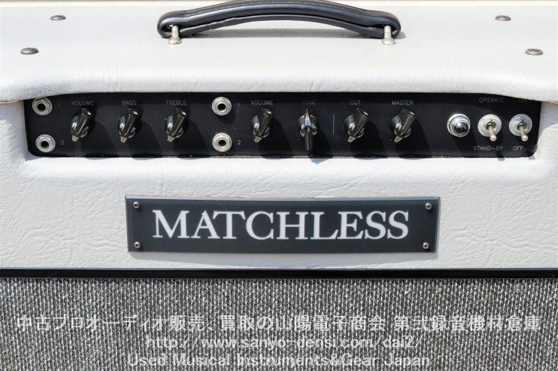 【中古販売 ギターアンプ】 MATCHLESS DC-30 中古楽器 全国通販