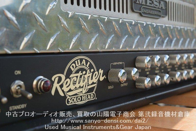 【中古楽器販売 ギターアンプ】 MESA/BOOGIE メサブギー DUAL RECTIFIER 中古楽器