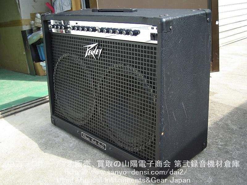 中古ギターアンプ PEAVEY DUEL TwoTwelve 212 通信販売