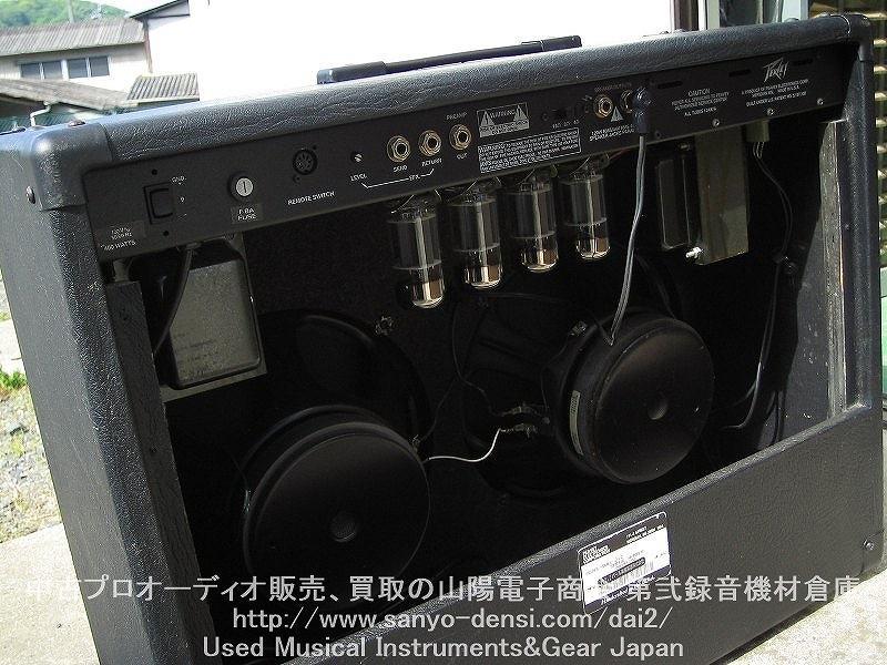 中古ギターアンプ PEAVEY DUEL TwoTwelve 212 CLASSIC TUBE