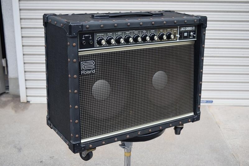中古 ギターアンプ ROLAND JC-77 JAZZ CHORUS
