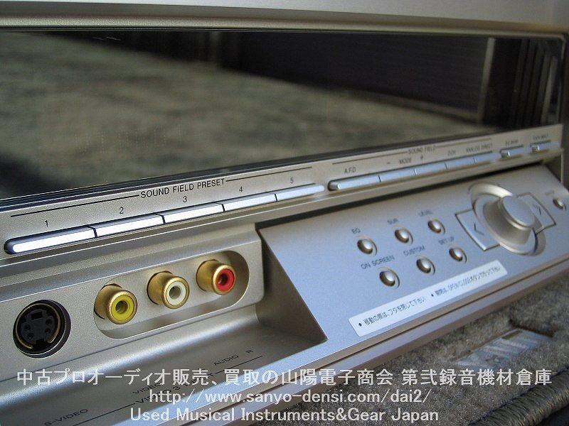 中古 AVアンプ SONY TA-V777ES 通信販売