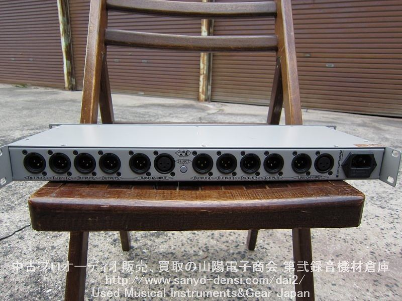 中古 音声分配器 stage acoustic laboratory 1048 シグナルディストリビューター