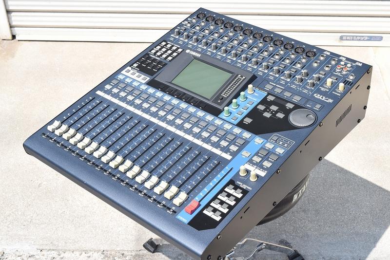 中古デジタルミキサー YAMAHA 01V96 Ver2  全国通信販売