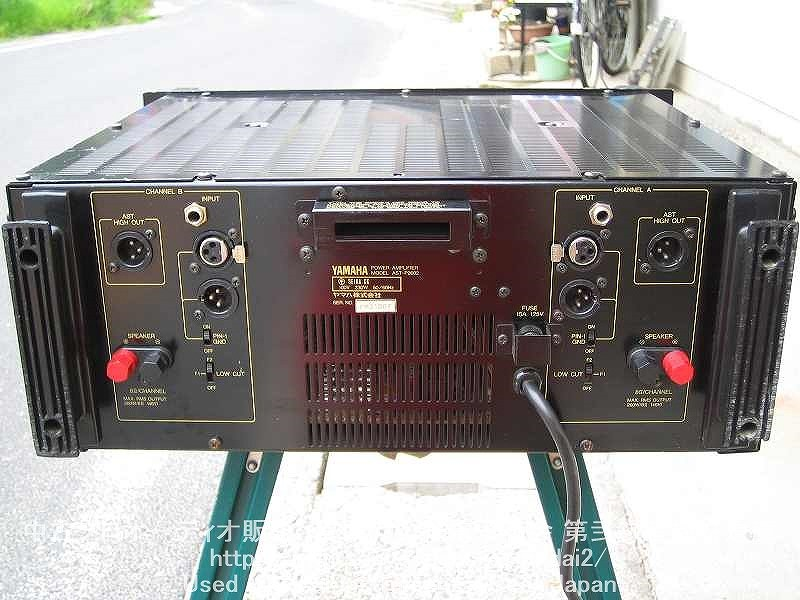 中古  YAMAHA AST-P2602 パワーアンプ