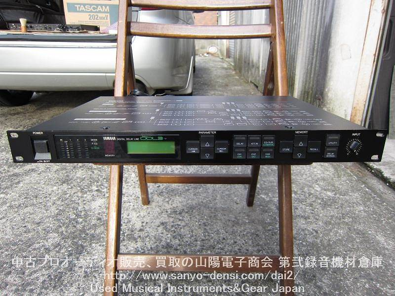 中古音響機器 YAMAHA DDL3
