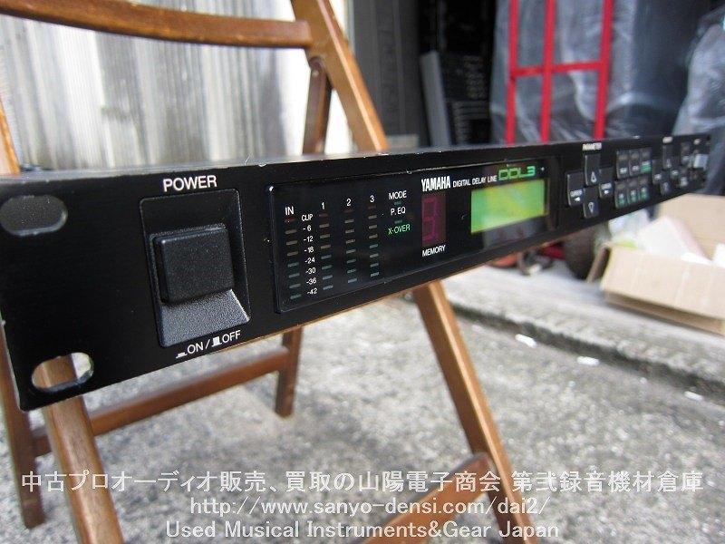 中古音響機器 YAMAHA DDL3 チャンネルディバイダー