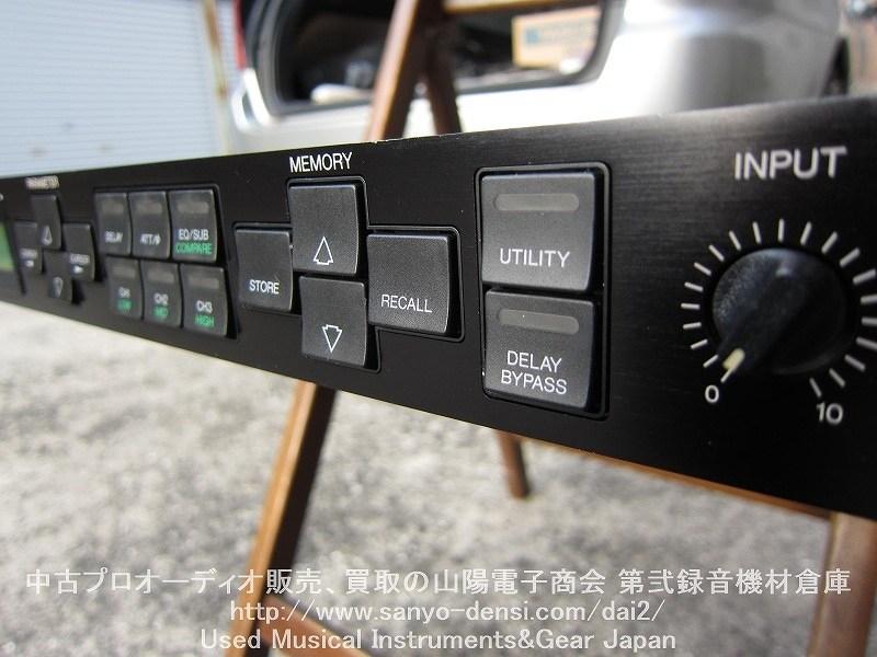 中古音響機器 YAMAHA DDL3 チャンネルデバイダー