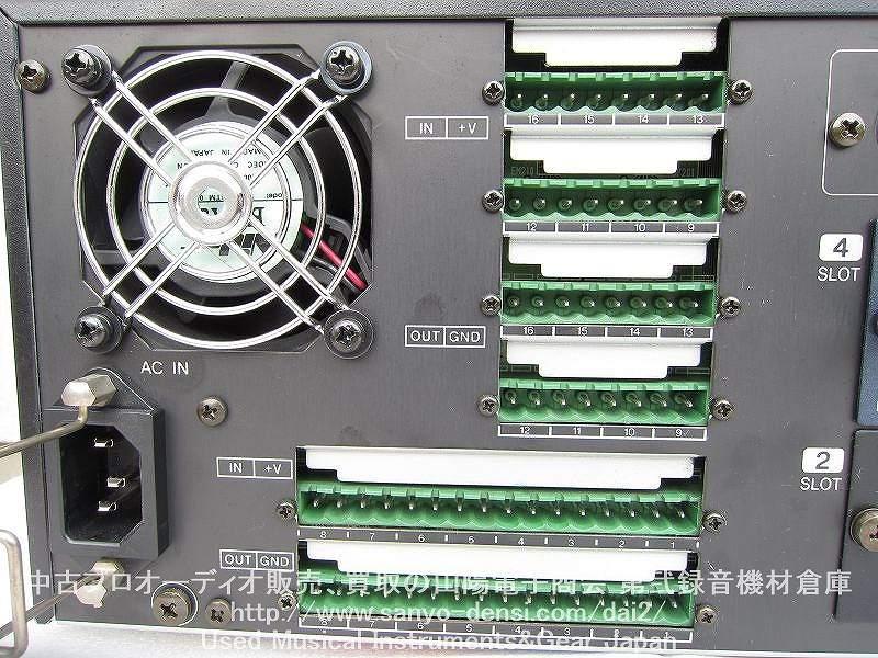 中古音響機材 YAMAHA DME64N デジタルミキシングエンジン 全国通信販売