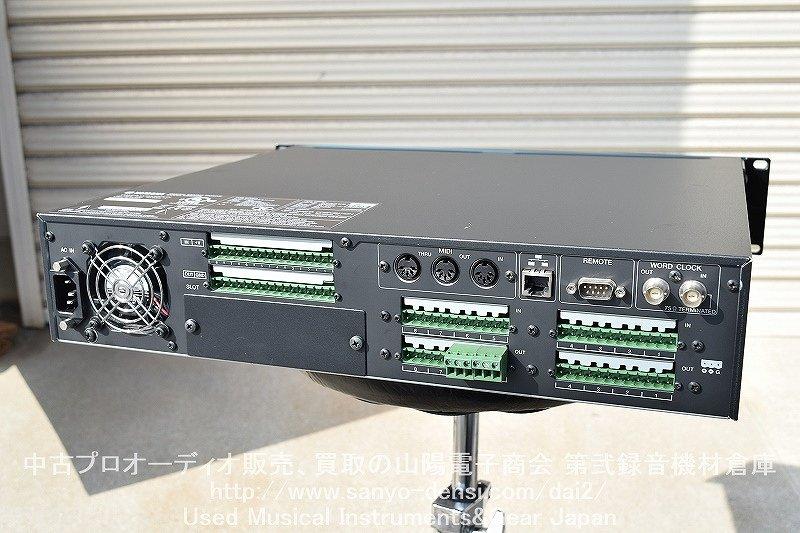 中古音響機材 YAMAHA DME24N デジタルミキシングエンジン 全国通信販売