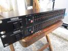YAMAHA GQ1031BⅡ 31バンドモノラルEQが2台1セットで販売。PA、レコーディングにどうぞ。