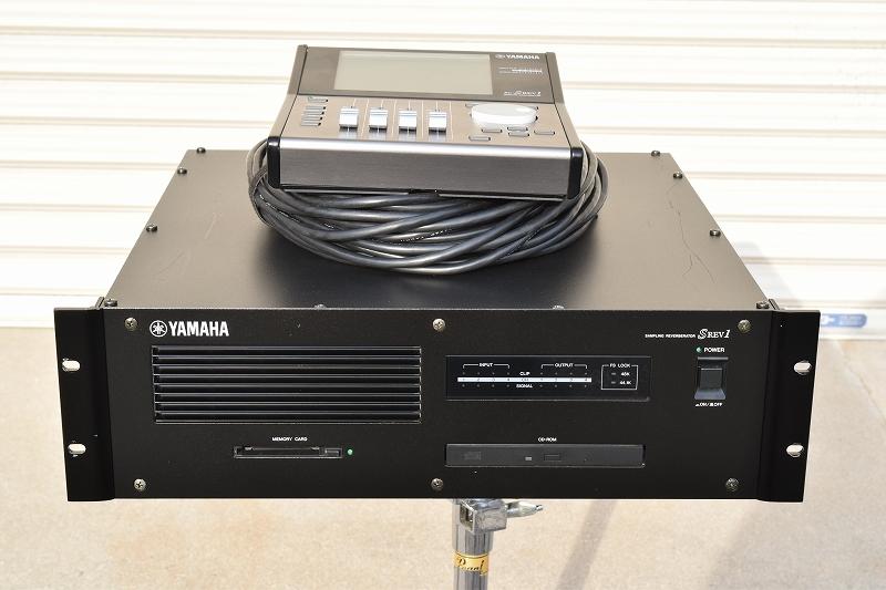 中古音響機器 YAMAHA SREV1 デジタルリバーブ 全国通信販売